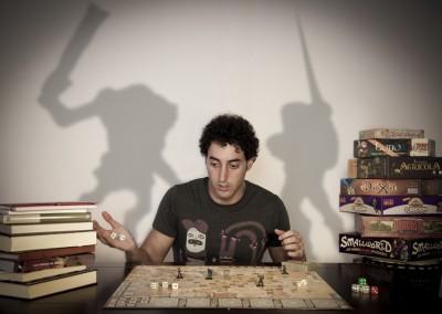 Batallas de la Imaginación - Miguel Ángel Román Bazán - 2011