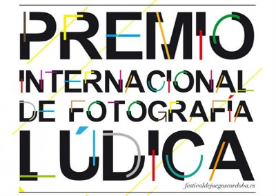 XI Premio Internacional de Fotografía Lúdica 2018