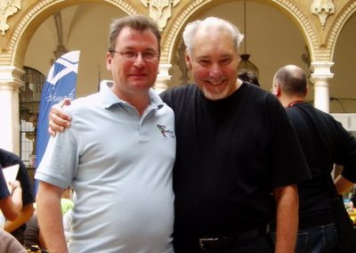 2008 - Martin Wallace & Wolfgang Kramer