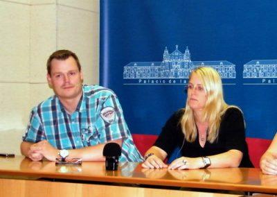 2012 - Inka & Markus Brand